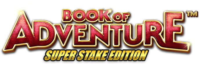 Book of Adventure Super Stake Edition ogo