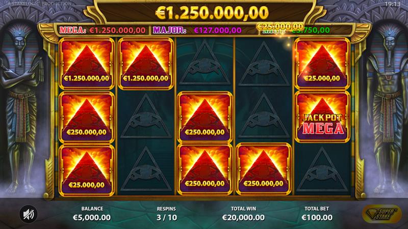 Pyramids of Secrecy
